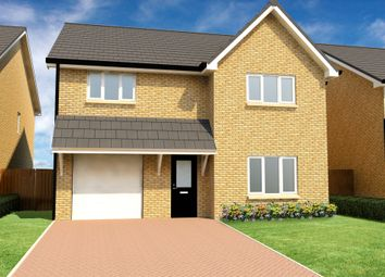 Thumbnail 4 bed detached house for sale in Irvine Road, Kilwinning