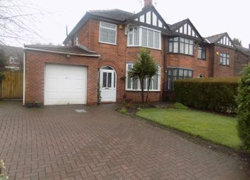Thumbnail 3 bed property to rent in Leigh Road, Worsley, Manchester
