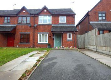 Thumbnail 2 bed semi-detached house for sale in Sedgebourne Way, Northfield, Birmingham