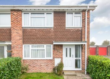 Thumbnail 3 bed end terrace house for sale in Haddon Drive, Boyatt Wood, Eastleigh