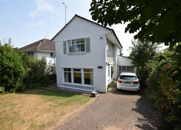 Thumbnail 4 bed detached house for sale in Beach Road East, Portishead, Bristol