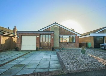 Thumbnail 3 bed detached bungalow for sale in Arlington Drive, Leigh, Lancashire
