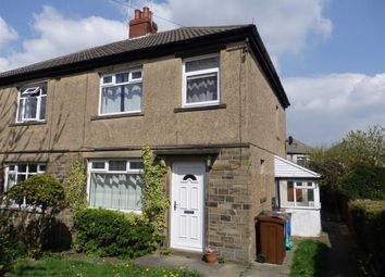 Thumbnail 3 bed semi-detached house to rent in Acre Avenue, Eccleshill, Bradford