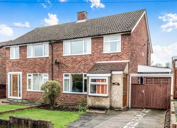 Thumbnail 3 bed semi-detached house for sale in Fulmar Road, Bedford