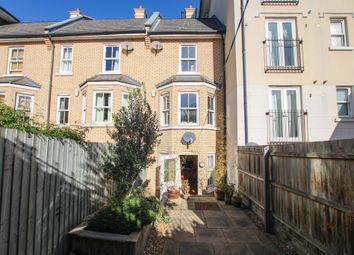 Thumbnail 3 bedroom terraced house for sale in St. Matthews Gardens, Cambridge