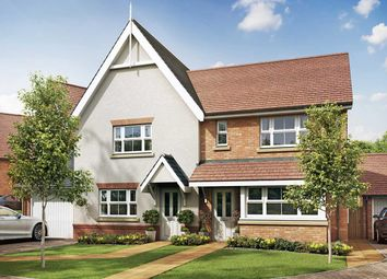 """Thumbnail 3 bed semi-detached house for sale in """"The Rochester"""" at Eagle Avenue, Cowplain, Waterlooville"""