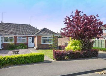 Thumbnail 3 bed semi-detached bungalow for sale in Storrington Way, Werrington, Peterborough