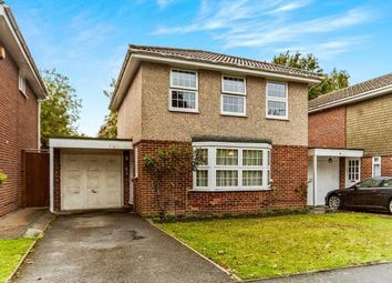 Thumbnail 3 bed detached house for sale in Goldcrest Way, Purley, Surrey