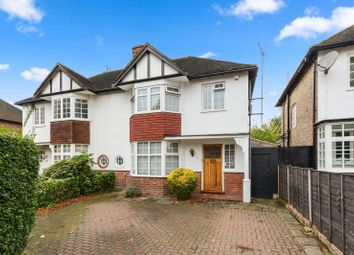 Thumbnail 3 bed semi-detached house for sale in Pierrepoint Road, Acton