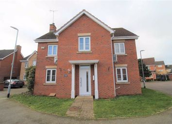 Thumbnail 4 bed detached house for sale in Wilson Close, Daventry
