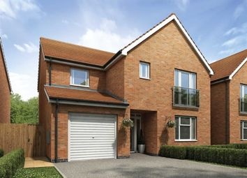 Thumbnail 5 bedroom detached house for sale in Fenners Grove, Trentham, Stoke-On-Trent