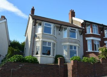 Thumbnail 3 bed semi-detached house for sale in Eveswell Park Road, Newport
