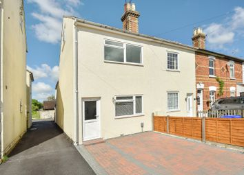 Thumbnail 3 bed end terrace house to rent in Park Road, Farnborough, Hampshire