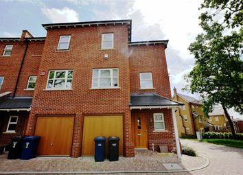 Thumbnail 4 bed end terrace house for sale in Adam Close, Mill Hill, London