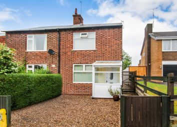 Thumbnail 2 bed semi-detached house for sale in Gedling Road, Arnold, Nottingham