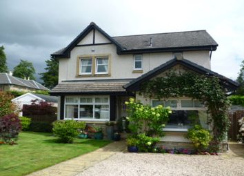 Thumbnail 5 bed detached house for sale in Lundies Court, Auchterarder