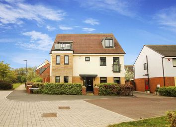 Thumbnail 5 bedroom detached house for sale in Hepburn Avenue, Gosforth, Tyne And Wear