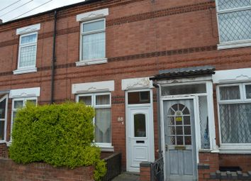 Thumbnail 2 bedroom terraced house for sale in Caludon Road, Stoke, Coventry