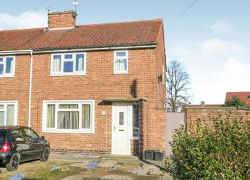 Thumbnail 3 bedroom semi-detached house for sale in Wains Road, York