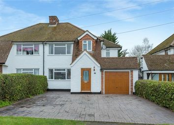 Thumbnail 4 bed semi-detached house for sale in 94 Ashford Road, Iver Heath, Buckinghamshire