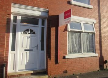 Thumbnail 3 bedroom terraced house to rent in Lytton Avenue, Manchester