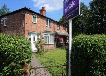 Thumbnail 3 bedroom semi-detached house for sale in Green Avenue, Nottingham
