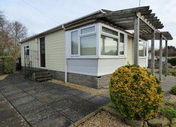 Thumbnail 2 bedroom mobile/park home for sale in Long Load, Langport, Somerset