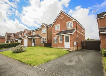 Thumbnail 3 bed detached house for sale in Martinique Drive, Lower Darwen, Lancashire
