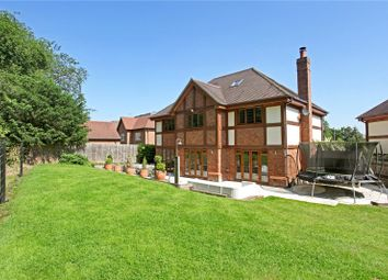 Thumbnail 5 bed detached house for sale in Pelling Hill, Old Windsor, Berkshire