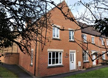 Thumbnail 3 bedroom end terrace house for sale in Adelante Close, Stoke Gifford