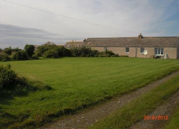 Thumbnail 3 bed detached bungalow for sale in St. Margarets Hope, Orkney