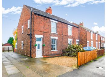Thumbnail 3 bed semi-detached house for sale in Oxford Street, Scunthorpe