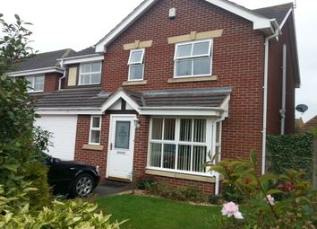 Thumbnail 4 bed town house to rent in Lady Grey Avenue, Heathcote, Warwick