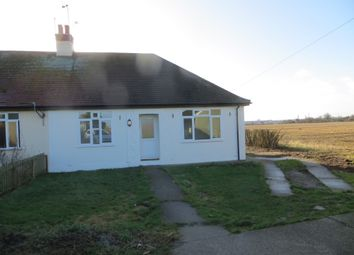 Thumbnail 3 bed semi-detached bungalow to rent in Stambridge Road, Stambridge, Rochford