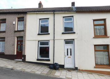 Thumbnail 3 bed terraced house to rent in David Street, Tonypandy