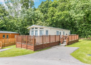 Thumbnail 2 bedroom mobile/park home for sale in Foxes Walk, Chudleigh, Newton Abbot