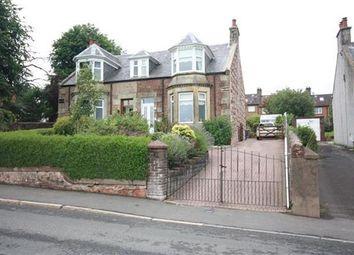 Thumbnail 4 bed semi-detached house for sale in Culzean Road, Maybole