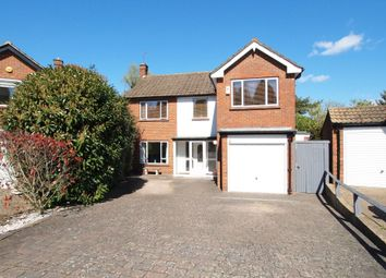 Thumbnail 4 bed detached house for sale in Shaw Close, Ewell