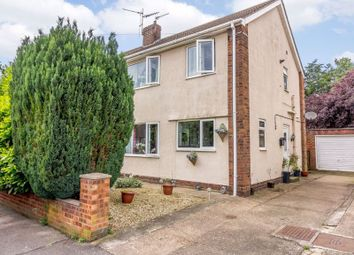 3 bed semi-detached house for sale in Sunfield Crescent, Lincoln LN6