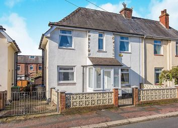Thumbnail 3 bed semi-detached house to rent in Leavesley Road, Blackpool