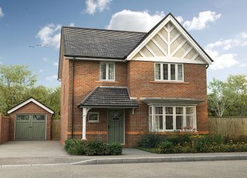 "Thumbnail 4 bedroom detached house for sale in ""The Wyatt"" at Heath Lane, Lowton, Warrington"