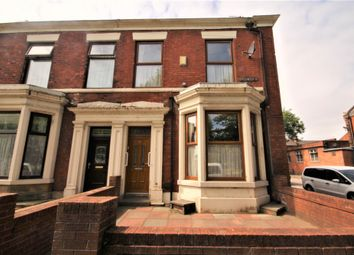 Thumbnail 4 bed terraced house for sale in East View, Preston