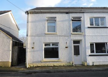 Thumbnail 4 bed end terrace house for sale in Saron Road, Saron, Ammanford