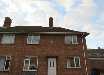 Thumbnail 3 bed semi-detached house for sale in Cresswell Close, Norwich