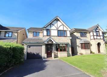 Thumbnail 4 bed detached house for sale in Godmond Hall Drive, Boothstown, Worsley