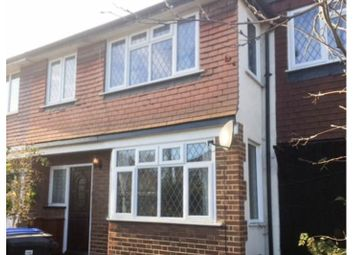 Thumbnail 3 bed semi-detached house to rent in Shackleford Road, Old Woking, Woking