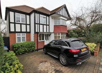 Thumbnail 5 bed detached house to rent in Wickliffe Gardens, Wembley