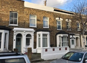 Thumbnail 3 bedroom terraced house to rent in Clifden Road, London