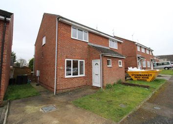 Thumbnail 2 bed property to rent in Steggall Close, Needham Market, Ipswich