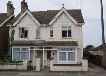 Thumbnail 3 bed semi-detached house for sale in Fletton Avenue, Peterborough